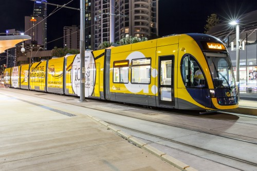 Light rail tram2