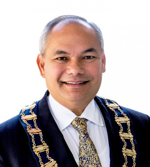3Mayor Tom Tate Formal Headshot